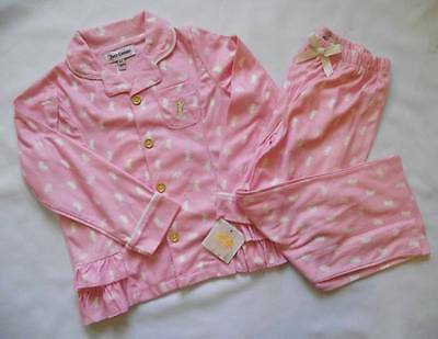 NEW Juicy Couture Girls Pyjamas Sleepwear 3-4 years