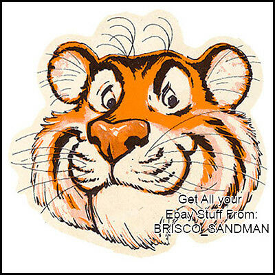 Fridge Fun Refrigerator Magnet ESSO / EXXON TIGER Specialty Die-Cut