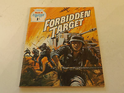 WAR PICTURE LIBRARY NO 543!,dated 1969!,V GOOD for age,great 47!YEAR OLD issue.