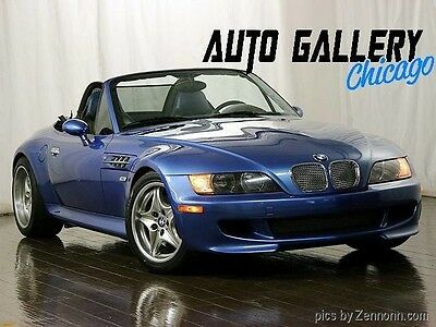 2000 BMW M Roadster & Coupe M Roadster Convertible 2-Door M Roadster,Only 35,808 Miles