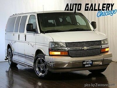 2003 Chevrolet Express  Explorer Limited SC AWD, 8 Doors, Automatic