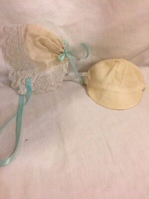 vintage baby clothes baby hats
