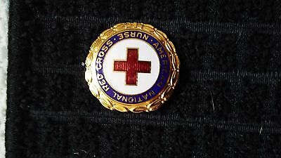 American Red Cross Nurse Pin- Numbered