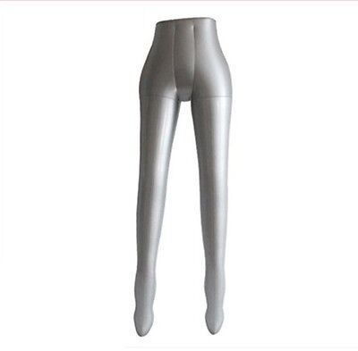 New Female Lower Body Inflatable Air Filled Mannequin for Leggings