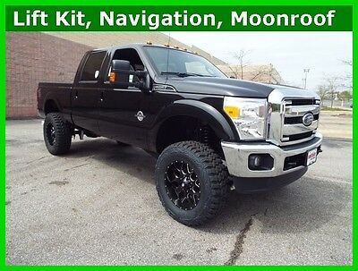 2016 Ford F-250 New 2016 F250 Lariat Ultimate Lifted 20's 37 tires 2016 Lariat New Turbo Diesel Powerstroke 6.7L 4x4 Crew Fully Loaded Warranty