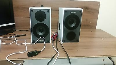 Edis/Sahara 2 way active (amplified) speakers