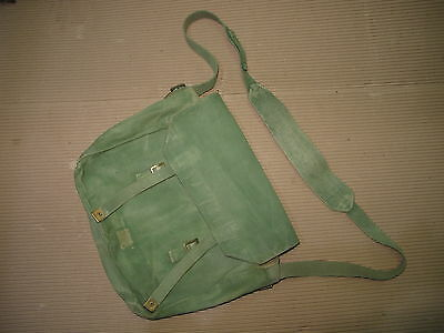 WW2 British Army 1937 pattern webbing Haversack P37 Small Pack & Strap Camo #3