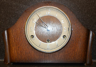 Bentima 8-Day Chiming Clock Not Working for Spares or Repair