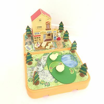 Rare Japan Sylvanian Families (Calico Critters US) Miniature Forest Bakery