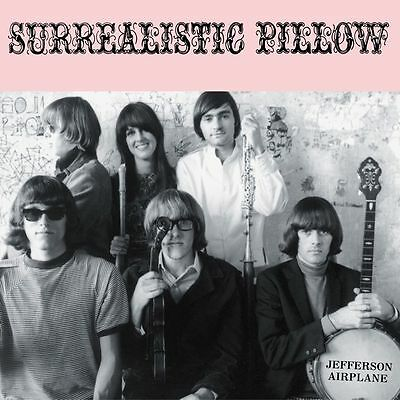 Jefferson Airplane - Surrealistic Pillow 180g vinyl NEW/SEALED