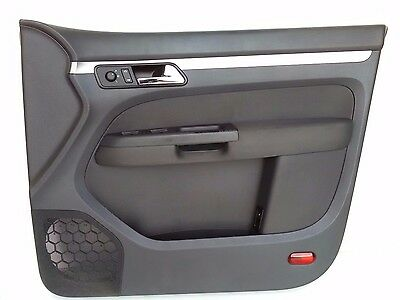 Vw Touran 2003-10 Drivers Right O/s/f Offside Front Door Card 2005