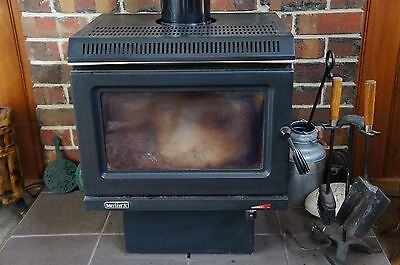 Wood Heater, slow combustion.