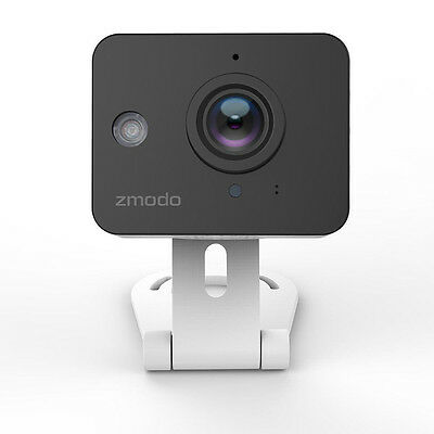 Zmodo Wireless 720p HD IP WiFi Home Security Camera Two-Way Audio Night Vision #