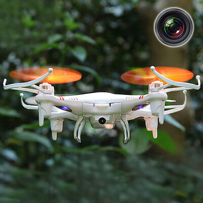 Skytech M62 Explorers 6-Axis Gyro Drone Mini 4CH 2.4Ghz RC Aircraft Quadcopter #