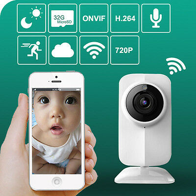 Monitor Baby Camera Video Wireless Night Vision Infant Digital Secure#Surveillan