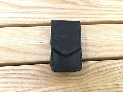 Wenger Victorinox  Swiss Knife Leather Case h 13