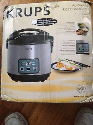 Krups Automatic Rice Cooker