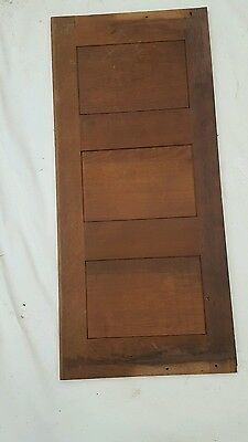 Antique Architectural Panel Door
