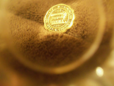American Savings and Loan Institute Pin from 1970 Achievement Award