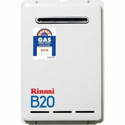 B20 Continuous Flow Hot Water Heater (Builders Model)