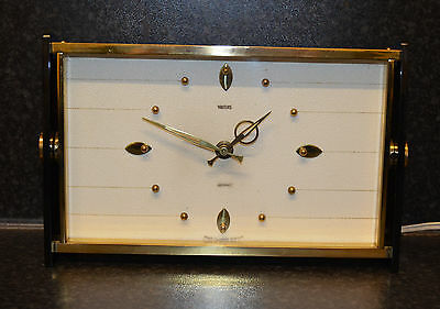 Lovely Smiths Sectric Electric Mantel Clock
