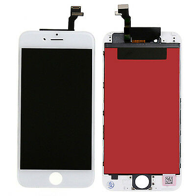 Replacement LCD Display Touch Screen Digitizer Assembly For Iphone 6 4.7 White #
