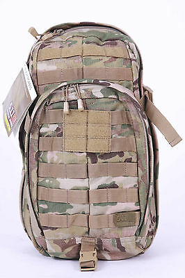 5.11 Tactical Rush Moab 10 backpack - Multicam - New with tags