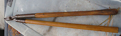 Antique Vintage Keen Kutter Pruners or Loppers for use or display