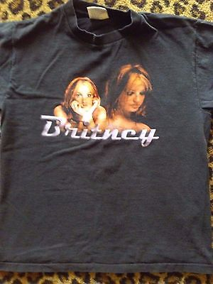 Britany Spears vintage shirt used Youth L