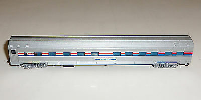 Con-Cor Amtrak Pacific Forest Passenger Car N Scale No.1