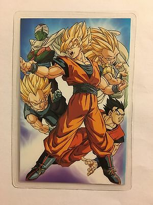 Dragon Ball Z Rami Card Amada Part 95 1195-B