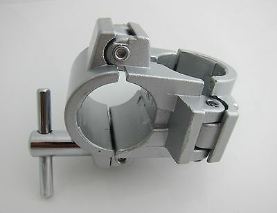"""Right Angle Drum Rack Clamp for Connecting 1.5"""" Tubes"""