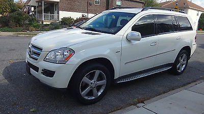 2009 Mercedes-Benz GL-Class Bluetec 4Matic Sport Utility 4-Door NO RESERVE ALL POWER VERY CLEAN FULL SERVICED GOOD TIRES NEW OIL CHANGE DIESEL