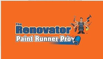 The Renovator Paint Runner Pro - As seen on TV - Free Express Post
