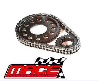 Rollmaster Double Row Timing Chain Set For Holden Vn Series I Buick Ln3 3.8L V6