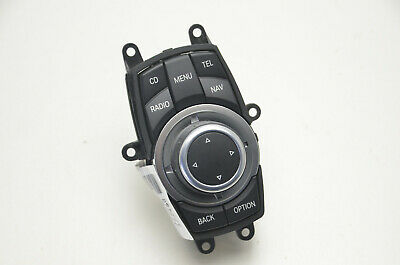 BMW X1 E84 CIC Navigation Professional Head Unit 9283429 Idrive Controller ELV