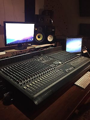 Soundcraft Ghost 32 , Recording Console , Mixing Desk