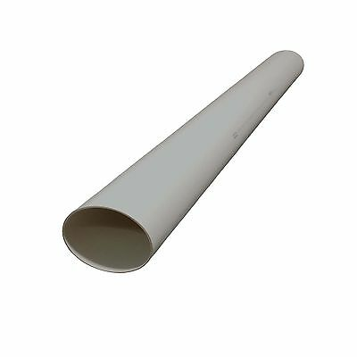 Holman PVC DWV PIPE Watermark Certified WHITE *Aust Brand - 40, 50 Or 65mm x1m