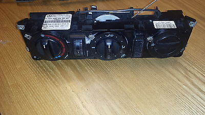 Genuine Mercedes 901-905 Sprinter CDI Heater Control Panel and Switches