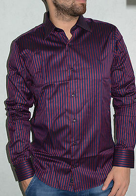 New Billionaire Italian Couture 100% Cotton Mens Casual Shirt Size M