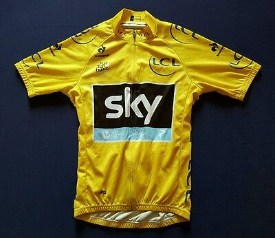 Sky Tour De France Trikot Jersey Bike Rad Mtb Gr.s