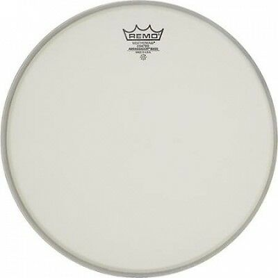 Remo Ambassador Coated Bass Drum Heads 41cm. Shipping Included
