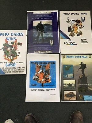 Special Air Service Regiment Australia SAS Army Special Forces Collectable
