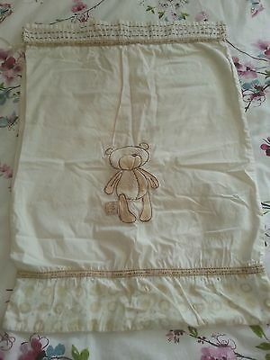 Baby laundry bag, Mothercare 'please look after me' range.