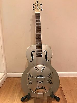 Gretsch Roots G9201 Honey Dipper Resonator Guitar - Round Neck