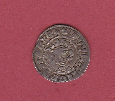 S1419: Edward I Penny: Canterbury Mint: c.1280-82: Most attractive