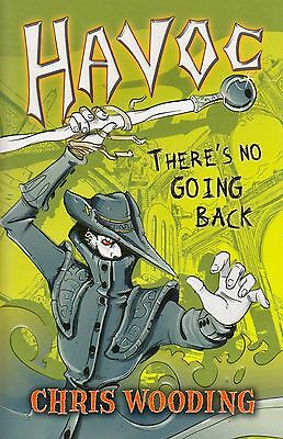 Havoc There's No Going Back BRAND NEW BOOK by Chris Wooding (Paperback 2010)