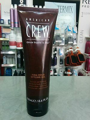 Firm hold styling gel American Crew 250ml