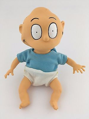 "TOMMY PICKLES 12"" Rugrats Dakin Soft Body Doll 1993 Nickelodeon Rare Gift Idea"