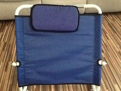 AIDAPT multi position back rest for bed bath collect Reading
